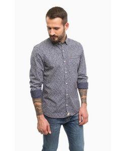 PIERRE CARDIN. | Хлопковая Рубашка С Длинными Рукавами