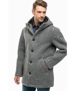 EA7 | Демисезонное Пальто С Капюшоном