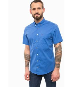 Tommy Hilfiger | Хлопковая Рубашка С Короткими Рукавами