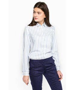 Tommy Hilfiger | Приталенная Рубашка Из Вискозы
