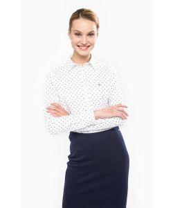 Gant | Приталенная Рубашка В Горошек