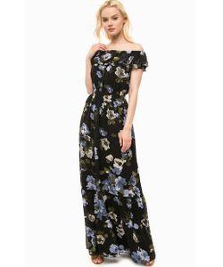 Kocca | Длинное Платье С Цветочным Принтом