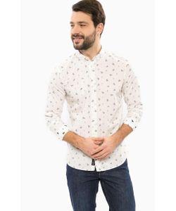 Mavi | Хлопковая Рубашка С Приталенным Кроем
