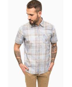 LERROS | Рубашка В Клетку С Нагрудным Карманом