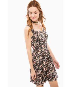 Vero Moda | Короткое Платье С Цветочным Принтом