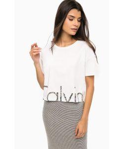 Calvin Klein Jeans | Укороченная Футболка С Принтом