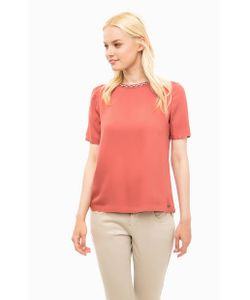 s.Oliver | Блуза С Короткими Рукавами
