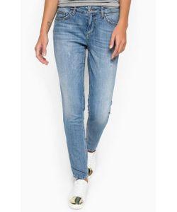 Liu •Jo Jeans | Зауженные Джинсы С Потертостями