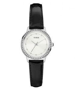 Guess | Часы Из Нержавеющей Стали С Отделкой Кристаллами