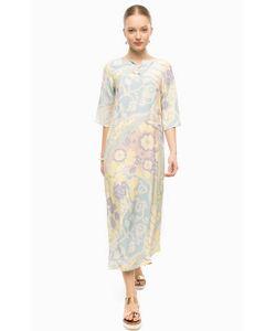 Think Chic | Длинное Платье Свободного Кроя С Цветочным Принтом