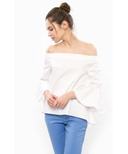Silvian Heach | Блуза Белого Цвета Из Хлопка