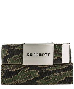 Carhartt WIP | Текстильный Ремень С Камуфляжным Принтом