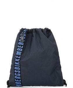 Bikkembergs | Текстильный Рюкзак С Лямками-Шнурами