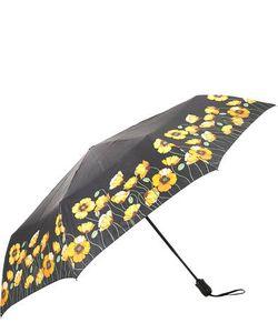 Doppler | Складной Зонт С Цветочным Принтом