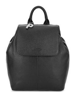 Picard | Кожаный Рюкзак Черного Цвета