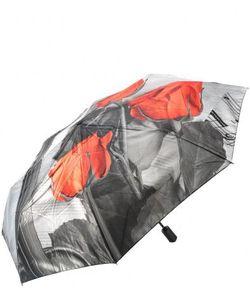Flioraj | Складной Зонт С Сатиновым Куполом