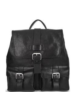 Gianni Conti | Кожаный Рюкзак С Откидным Клапаном