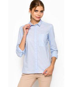 s.Oliver | Однотонная Хлопковая Рубашка