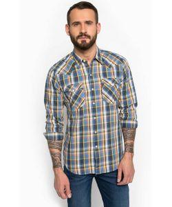 Levi's® | Приталенная Рубашка Из Хлопка В Клетку