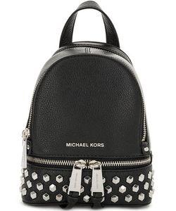 Michael Michael Kors | Кожаный Рюкзак С Металлическим Декором