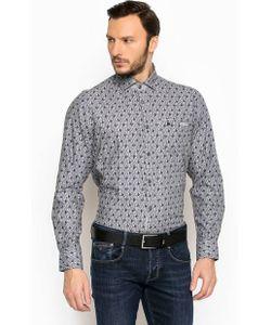 LERROS | Хлопковая Рубашка С Длинными Рукавами