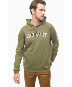 Carhartt WIP | Толстовка Цвета С Карманом-Кенгуру