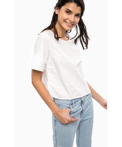 Only | Базовая Блуза С Короткими Рукавами