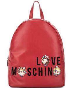 Love Moschino | Рюкзак С Одним Отделом На Молнии