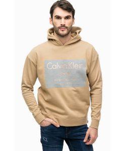 Calvin Klein Jeans | Толстовка Из Хлопка С Фактурным Принтом