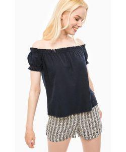 Vero Moda   Однотонная Льняная Блуза