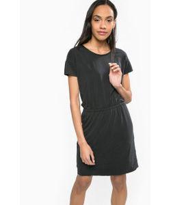 Calvin Klein Jeans | Короткое Черное Платье С Вырезом На Спине