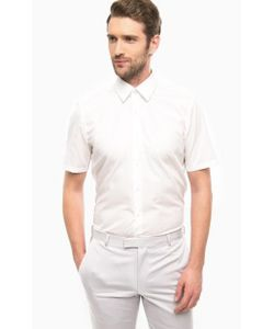 Strellson | Хлопковая Рубашка С Короткими Рукавами