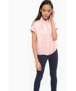 Calvin Klein Jeans | Блуза Из Вискозы С Разрезом Сзади