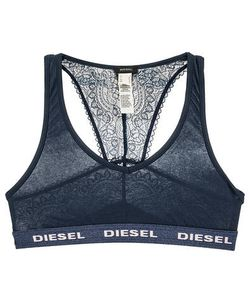 Diesel | Бюстгальтер С Кружевной Спинкой