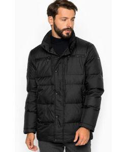 Lagerfeld | Черная Куртка На Молнии И Кнопках