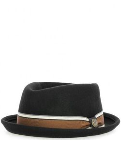 Goorin Bros. | Шляпа Из Шерсти С Широкой Лентой
