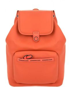 MANDARINA DUCK | Вместительный Рюкзак Оранжевого Цвета