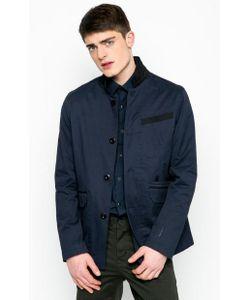 G-Star | Хлопковая Куртка На Пуговицах