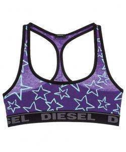 Diesel | Хлопковый Бюстгальтер С Принтом