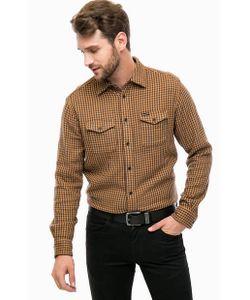 Wrangler | Утепленная Рубашка С Длинными Рукавами