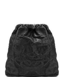 Io Pelle   Сумка-Рюкзак Из Натуральной Кожи Черного Цвета