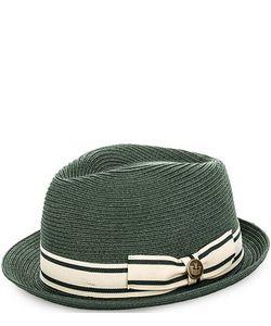 Goorin Bros. | Зеленая Плетеная Шляпа