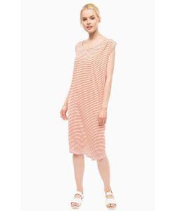 ICHI | Платье Из Вискозы В Полоску