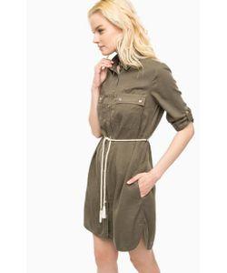 Kocca | Платье-Рубашка На Пуговицах Цвета