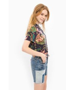 Levi's® | Блуза С Короткими Рукавами На Пуговицах