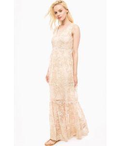 Liu •Jo Jeans   Кружевное Платье В Пол