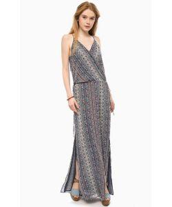 Pepe Jeans | Длинное Платье С Цветочным Принтом