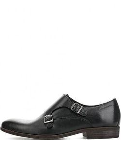 Vagabond | Кожаные Туфли С Хлястиками