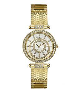 Guess | Часы С Инкрустацией Кристаллами