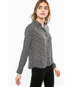Mavi | Блуза Из Вискозы С Отложным Воротником